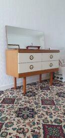 Bedroom Furniture Set - Vintage 1970's