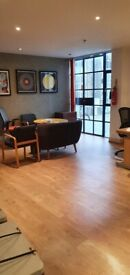 Desk space available W6 - in shared Mews office