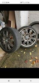 """19"""" alloy wheels"""