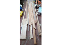 Assorted Timber - 25 pieces