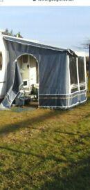 Dorema davos 250x200 porch awning