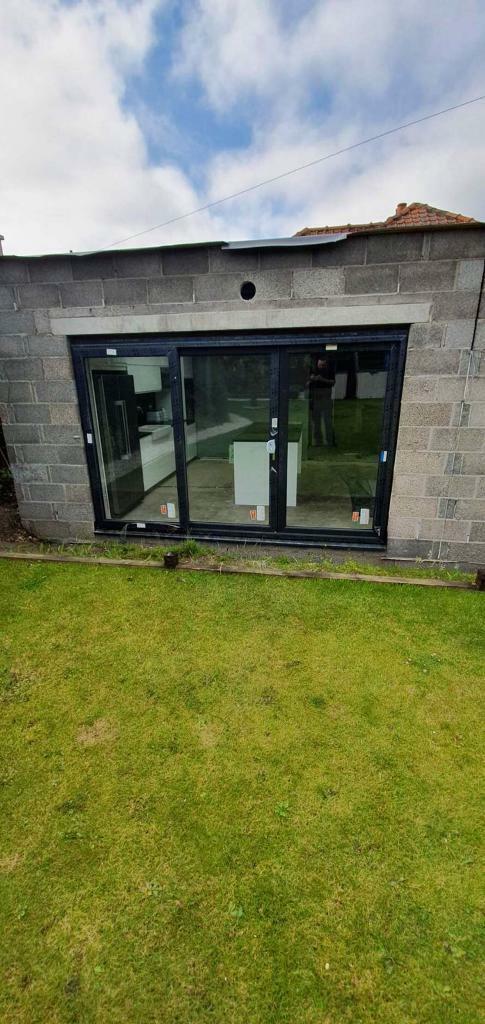 Patio sliding doors | in Blackhall, Edinburgh | Gumtree on