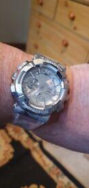 CASIO G SHOCK GM110SCM-1AER the new SKELETON watch