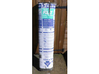Shed Roof Felt Green Mineral Finish - 10m x1m Artex Blue Hawk, Pick up only
