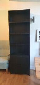 Ikea bokkshelves with 2 drawers