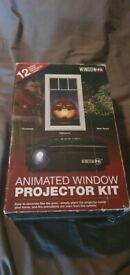 Fx window projector