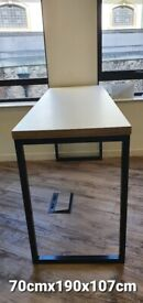 Loft Counter Height Dining Table FREE DELIVERY