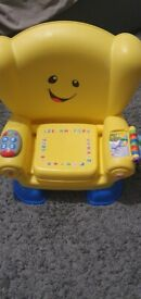 Fisherprice interactive chair