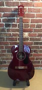 Guitare acoustique concert Guild M120CH Comme Neuve! Case inclus (i013117)