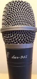 SM 58 copy microphone in near perfect condition only used for home recording.