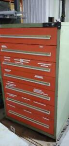 Rousseau Commercial Tool Cabinets 36W x 24D x 60H