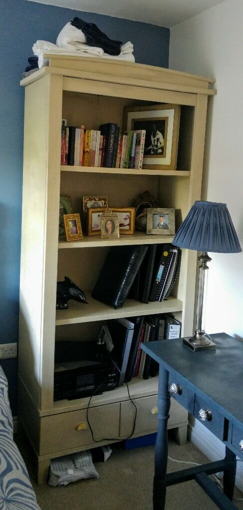 Bookcase for salein Saintfield, County DownGumtree - Bookcase with shelves and drawers for sale, item no longer required as redecorating room