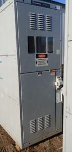 600 Amp GE Breakmaster Load Interrupter enclosed disconnect switch