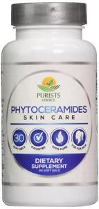 Phytoceramides Ant-Wrinkle Skin Therapy with Ceramosides - Look Younger, Feel Younger - Anti-Aging Formula