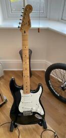 1996- 50th Anniversary Fender Squier Stratocaster
