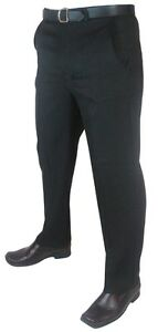 Mens Big Size Casual/Formal Trousers/Pants Waist 30-62