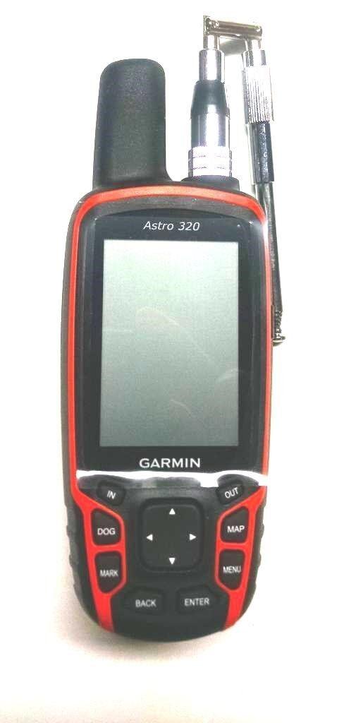 Folding Telescopic Antenna - Garmin Alpha 100 / Astro 220 / 320 GPS Dog Tracking | eBay