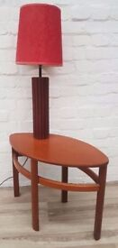 Nathan Teak Side Table (DELIVERY AVAILABLE FOR THIS ITEM OF FURNITURE)