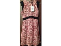 Zara red dress XS New with tags (Valentine Gift)