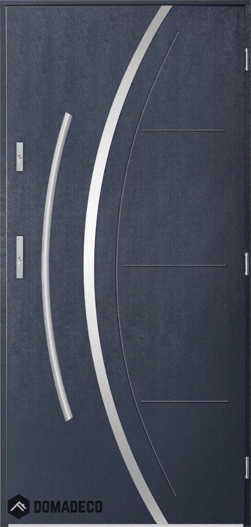 Phoenix - modern composite doors, contemporary composite doors ...