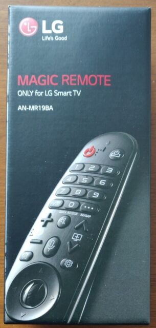 LG AN-MR19BA Magic Remote Control for 2019 LG Smart TV w/ AI ThinQ - Brand  New | in Earley, Berkshire | Gumtree