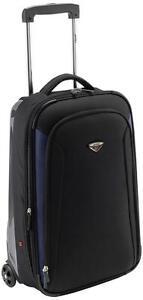 Antler Suitcase Duolite GT, 56 cm/ 30 L, Black/ Blue 3092124005