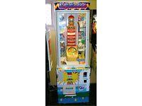 Lighthouse prize machine