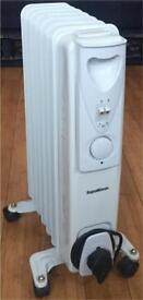 Supawarm oil filled radiator heater 1500W