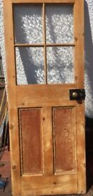 Door Farmhouse style Pine