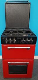 Stoves Dual Fuel Cooker 444448470/FS20401 ,6 months warranty, delivery available in Devon/Cornwall