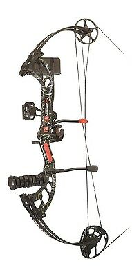 New 2016 PSE Stinger X RTS 60# RH Compound Bow Package Skullworks 2 w/ Release