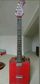 Petrol / Jerry Can Electric Guitar aka one baaaaaad blues machine