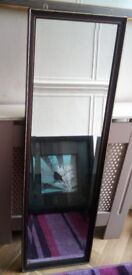 Full Length Good Quality Bevelled Mirror