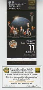 2009-Basketball-Hall-of-Fame-Enshrinement-Ceremony-Limited-Edition-Ticket-Card