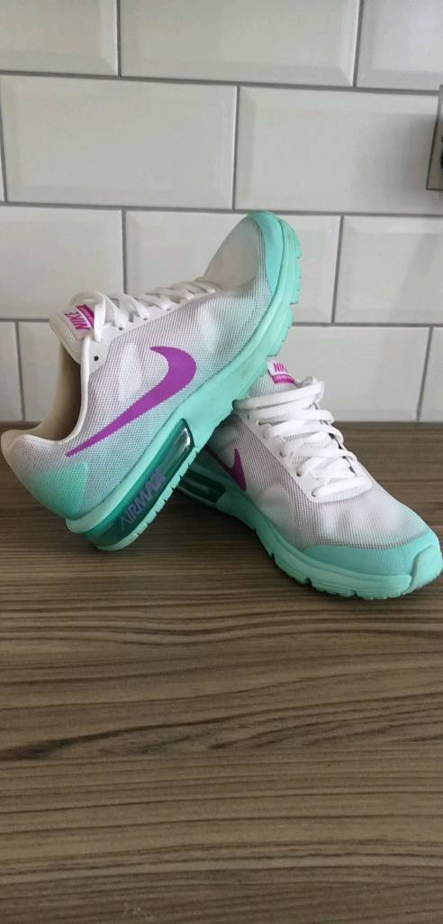 Womens Nike Air Max Sequent trainers UK size 5 | in Sheffield, South Yorkshire | Gumtree