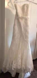 Wedding Dress - Ellis Bridal Gown - 11330 Size 10/12