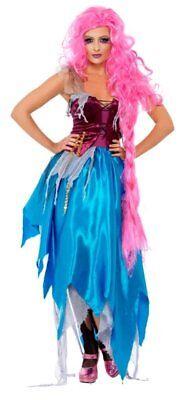 Karnevalskostüm Damen Rapunzel mit langer Perücke neu GR (Rapunzel Kostüm Damen)
