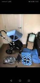 Gorgeous bugaboo cam 3 +extras! Immac & exc condition! See pics