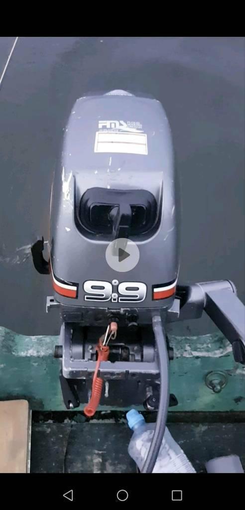 Suzuki DT 9 9 2 stroke outboard   in Cookstown, County Tyrone   Gumtree