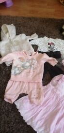 Baby girls clothes 0/3 need gone asap
