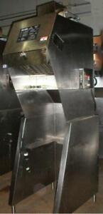 GILES VENT-LESS HOOD PACKAGE - GREASE EXHAUST - NO VENT REQUIRED - TESTED AND READY TO GO