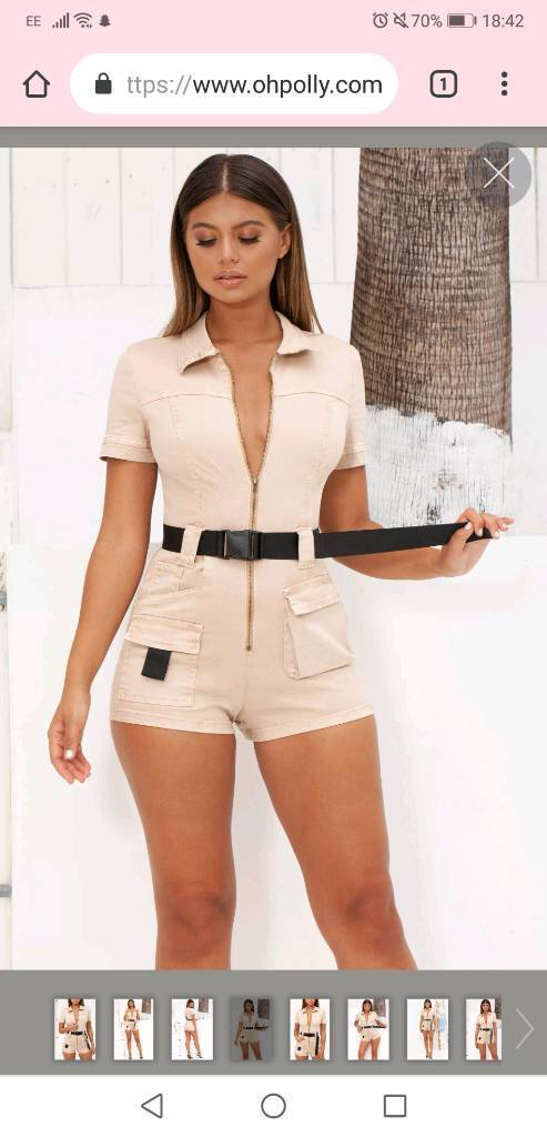 cc1a7fc0f Oh Polly Hang Fire playsuit | in Dundee | Gumtree