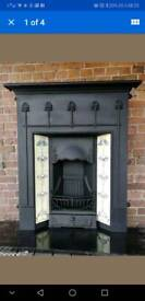 Cast iron fireplace CHEAP DELIVERY UK