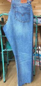 """Levi's Wedgie Jeans- Waist 30"""", Length 32"""""""