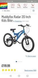 Boys 20' bike