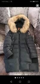Womens Parajumoers coat