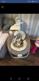 Joei baby swing! Excellent condition - paid £130