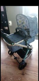 Cosatto Giggle 2 Fjord Travel system