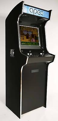 Apex Play Video Game Arcade Machine from Bespoke Arcades !!!