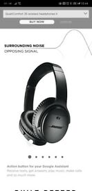 Bose Quiet comfort 35 ii wireless headphones Brand new